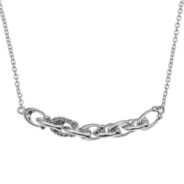 コーチ COACH ネックレス ペンダント F76470 Signature Chain Necklace シルバー