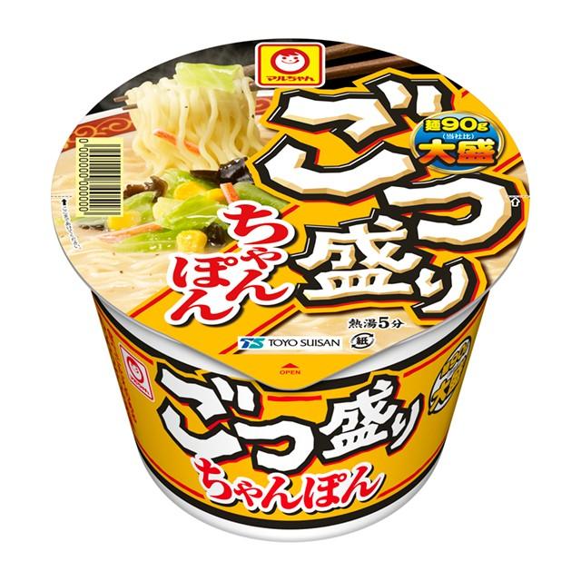 ごつ盛り ちゃんぽん 114g×12個 東洋水産 カップラーメン カップ麺 ケース販売 箱買い まとめ買い 備蓄