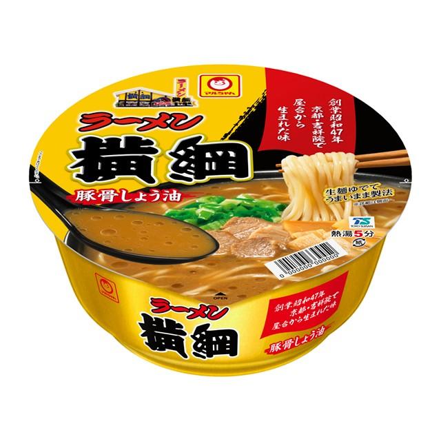 ラーメン横綱 豚骨しょう油 115g×12個 東洋水産 カップラーメン カップ麺 ケース販売 箱買い まとめ買い 備蓄