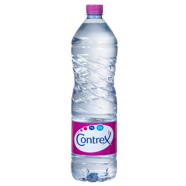 コントレックス(Contrex) 1.5L 正規品 ペットボトル 12本/1ケース