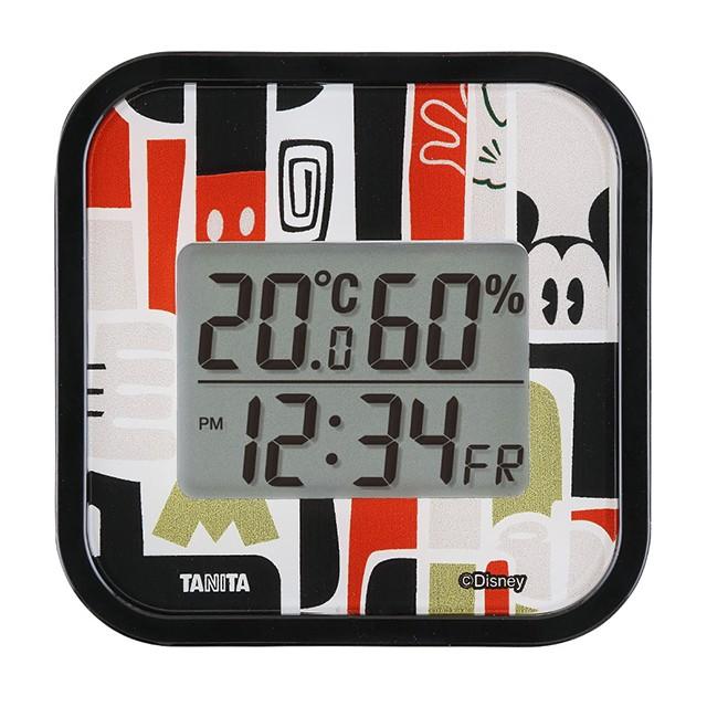 デジタル温湿度計 TT-DY01