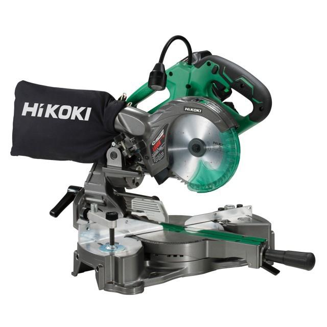 HiKOKI ハイコーキ 電動 電動工具 コードレス卓上スライド丸のこ C3606DRA (XP)