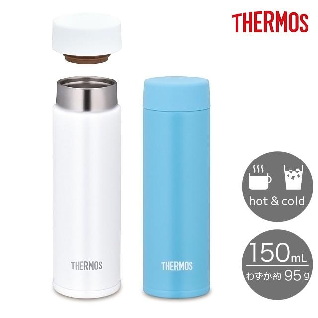 THERMOS サーモス 水筒 スクリュータイプ 真空断熱ポケットマグ 150mL JOJ-150 保温 保冷