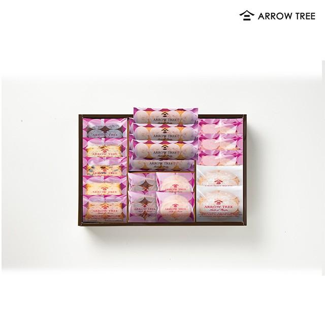 アローツリー ガトー ギフトセット 10種類 20個 ARROW TREE フルーツ 焼き菓子 詰め合わせ サブレ ガレット ケーキ バラエティ ダイレク