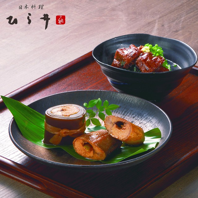食品 インスタント食品 ひら井 子持ち鮎とお茶漬け鰻