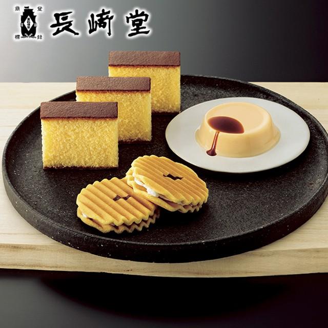 スイーツ お菓子 長崎堂 銘菓詰め合わせ