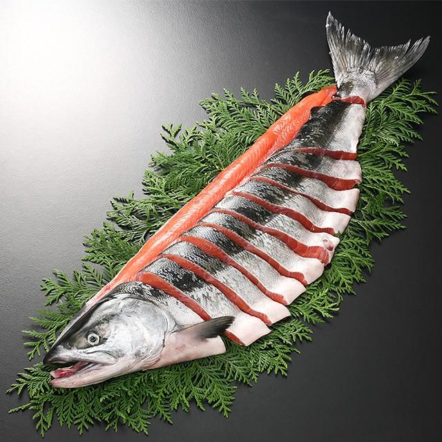 新巻鮭姿切身 2kg 鮭 冷凍 姿切身 さけ
