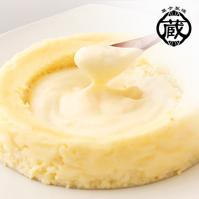 とろけるチーズケーキ 1個 スイーツ お菓子 チーズ
