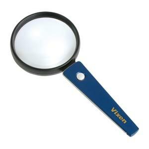 LEDライト付ルーペ [ルミナールルーペ65] 1個 (虫眼鏡/虫めがね/虫メガネ/拡大鏡)