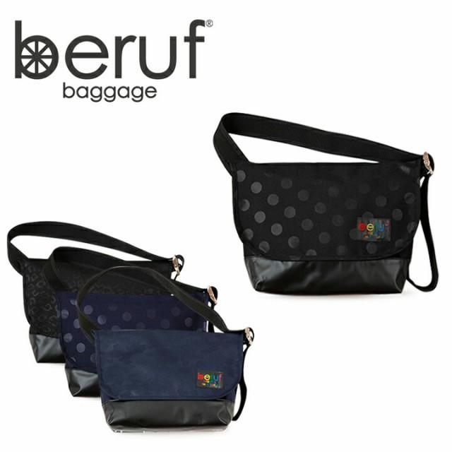 ベルーフバッゲージ beruf baggage ショルダーバッグ brf-02M-PCD 【 EcoMade MESSENGER BAG MEDIUM 】【 メッセンジャーバッグ 】