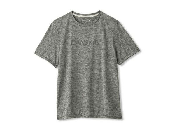 ダンスキン:【レディース】クルーネックT【DANSKIN スポーツ フィットネス 半袖 Tシャツ】