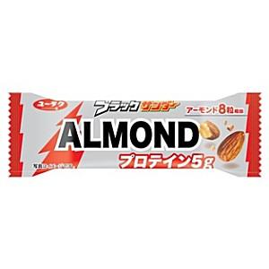 【送料無料】有楽製菓(ユーラク) ブラックサンダー ALMOND(アーモンド) 9本入