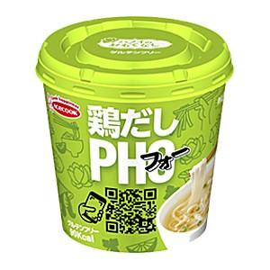 【送料無料】エースコック ハノイのおもてなし 鶏だしフォー 31g×6カップ入