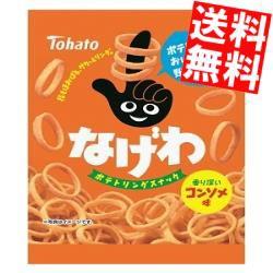 【送料無料】東ハト なげわ コンソメ味 小袋タイプ 20袋入[のしOK]big_dr