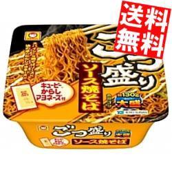 【送料無料】東洋水産 ごつ盛り ソース焼そば 12食入[のしOK]