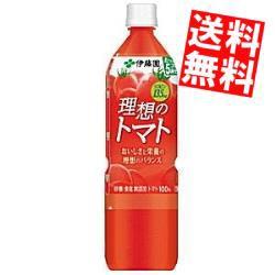 【送料無料】伊藤園 理想のトマト 900gPET 12本入 [トマトジュース][のしOK]big_dr