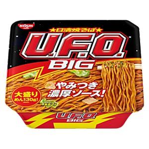 【送料無料】日清 167g日清焼そばU.F.O. BIGビッグ 12食入 [UFO ユーフォー][のしOK]big_dr