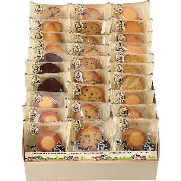 お歳暮 ギフト ステラおばさんのクッキー ●アントステラ ステラズクッキー(58) 洋菓子