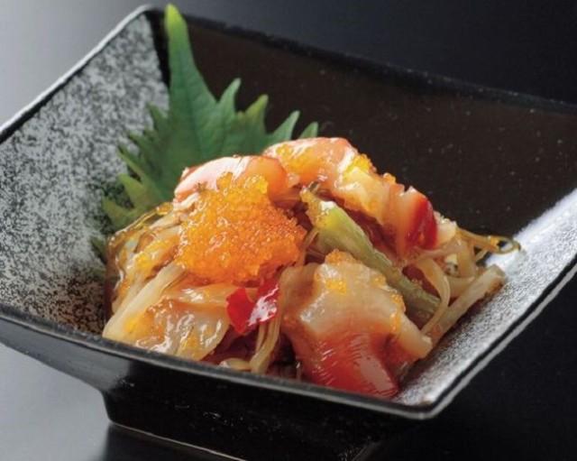 ほっき松前漬300g 北海道産昆布使用 函館加工 ギフト 米 おかず 惣菜 海産物 ホッキ いか 人気