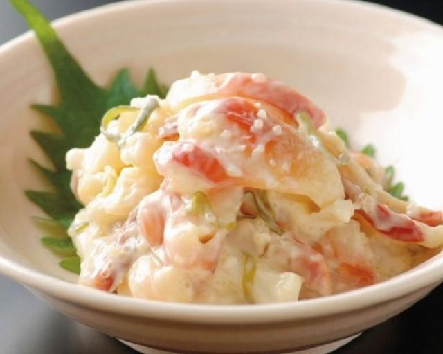 ホッキ貝サラダ 180g DP 北海道 函館加工 マヨラー 海産 おつまみ 米 ビール ほっき いか 子供 珍味