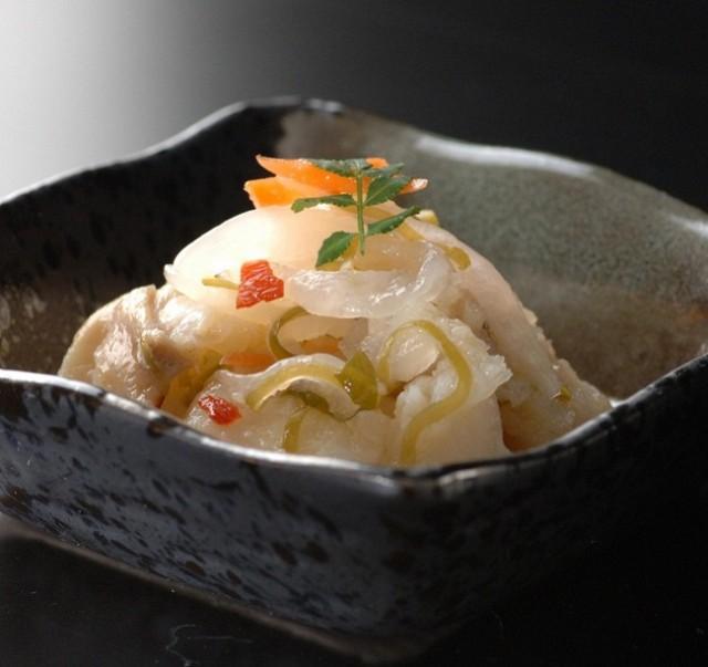 たらマリーネ 300g 北海道産原料使用 函館加工 海産 ワイン 米 おつまみ 珍味 漬物 パーティー