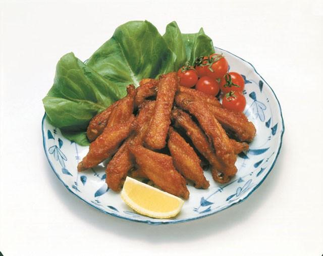 国産鶏肉使用 チキン スペアリブ 辛口 500g クセになる辛さ【鳥肉】【未加熱】【冷凍】(fn70155) パーティー