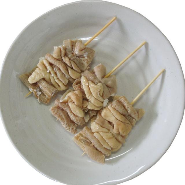 国産豚 白もつ串 30g 50本【豚肉】【やきとん】【業務用】(fn72201)