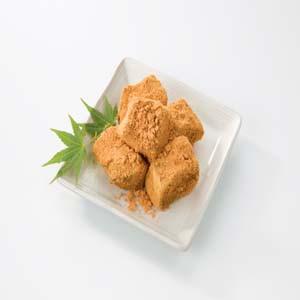 わらび餅(黒糖)1kg (nh396464)