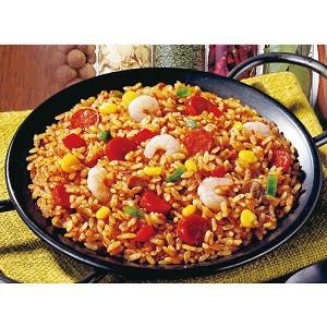 メキシカンジャンバラヤ 250g×3パック (nh174986) レンジ調理OK 簡単調理 訳あり お惣菜 お弁当 業務用 パーティー