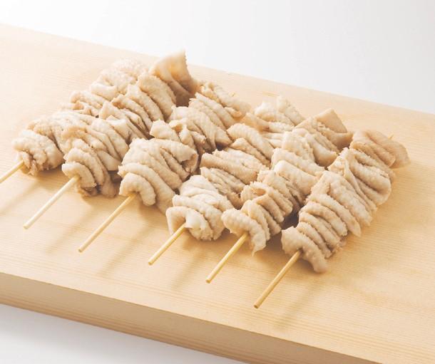 国産鶏 焼き鳥 ボイル かわ(皮)串 40g×20本 冷凍 焼き鳥 焼鳥 やきとり