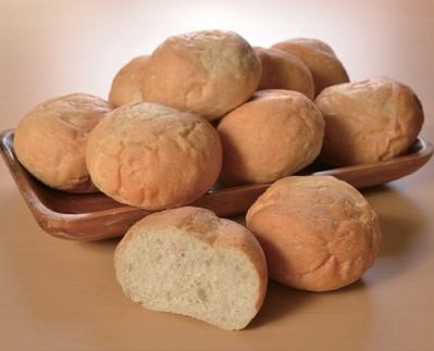 ミニフランス(全粒粉入り)10個 (1個約3.5〜4.5×7〜8.5cm) 【冷凍パン】【朝食】(nh104071)