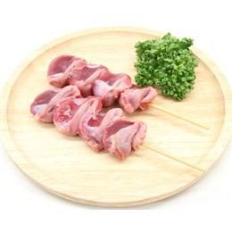 砂肝串 40g×10本 焼き鳥 国産鶏 (15cm丸串)(pr)(40720) 肉 (焼鳥 やきとり)