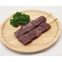 豚レバー串 40g×20本 国産豚 (15cm丸串)(pr)(45520) 肉 (やきとん)