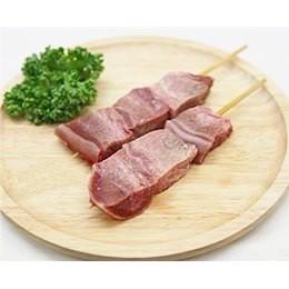 豚タン串 40g×20本 国産豚 (15cm丸串)(pr)(45920) 肉 (やきとん)
