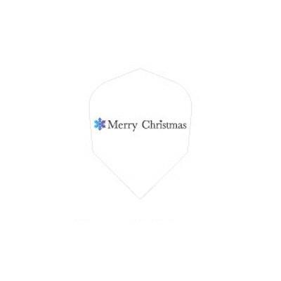 PROフライトindiesシリーズ<MerryChristmas セミスタンダード>【プロFlightメリーク