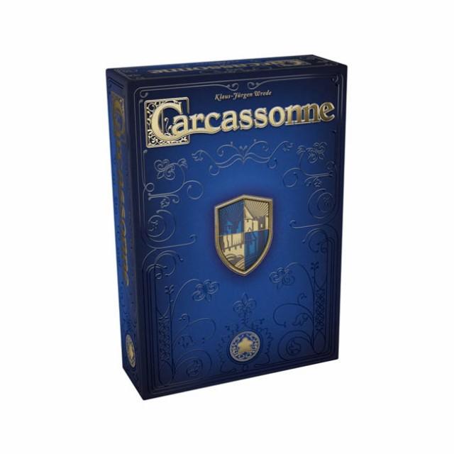 カルカソンヌ Carcassonne 20周年記念版