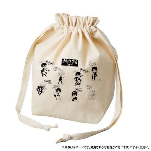 送料無料!ナカノヒトゲノム【実況中】◆巾着トートバッグ◆新品◆