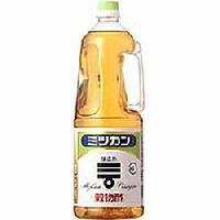 【事業所配送(個人宅不可)】 ミツカン 穀物酢 プラボトル1.8L×6本