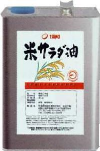 国内のぬかを使用した安心安全の【こめ油 米サラダ油3kgx6缶】1ケース