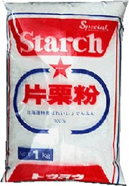 片栗粉 1kg