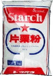 【事業所配送(個人宅不可)】 片栗粉 1kg×12袋