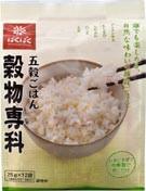 はくばく 穀物専科 (25gX12袋入)x6袋(1ケース)