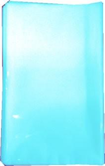 レーザー微穴加工 ポリ製10kg米用袋 色:ブルー 100枚