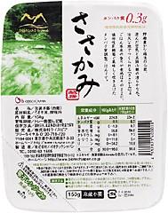 低たんぱく米 『ささかみ』150g レトルトごはん 2ケース-40個分 1食(150g)あたり0.3gたんぱく質 摂取
