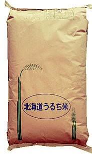 【無料精米】「特A」受賞 令和元年産 北海道産 ななつぼし 1等 玄米 30kg (白米/無洗米加工/保存包装 選択可)