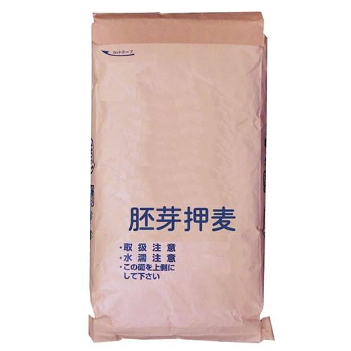 【事業所配送(個人宅不可)】 胚芽押麦 業務用 20kg (メーカー指定不可)