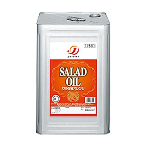 J-オイルミルズ サラダ油オレンジ 16.5kg