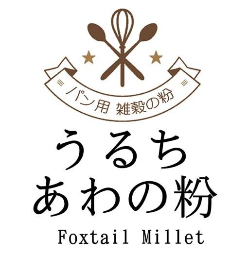 うるち あわの粉 (中国産) 500g ベーカリー用雑穀 (投函便・メール便 送料無料)