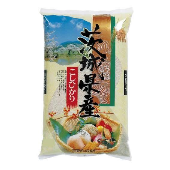 令和元年産 茨城県産コシヒカリ白米 10kgx2袋 (玄米/無洗米 選べます)
