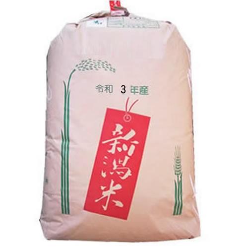 【予約販売】【無料精米】新米 越後の米 令和3年産 新潟県産 つきあかり 1等 玄米 30kg (白米/無洗米加工/保存包装 選択可)新米 つきあ
